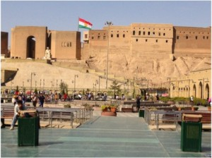 The Erbil Citadel (Photo credit: Hakan Özoğlu, 2013)