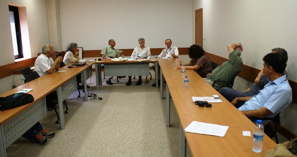 Joint Meeting of the International Association of Middle Eastern Studies (IAMES) and the International Association of Contemporary Iraqi Studies (IACIS) (Photo credit: Bie Kentane, Belgium, 2014)